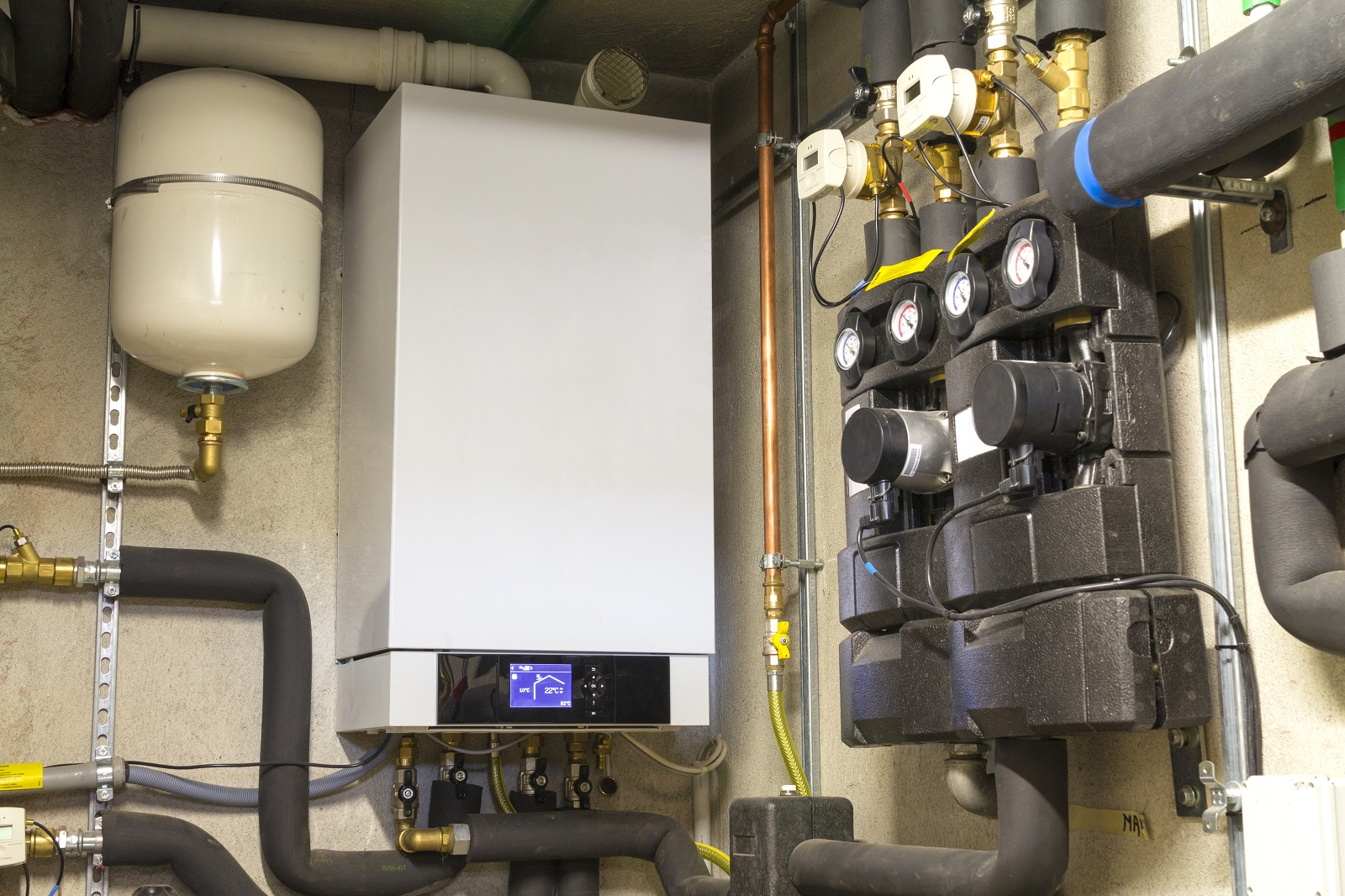 tankless water heater installation san francisco