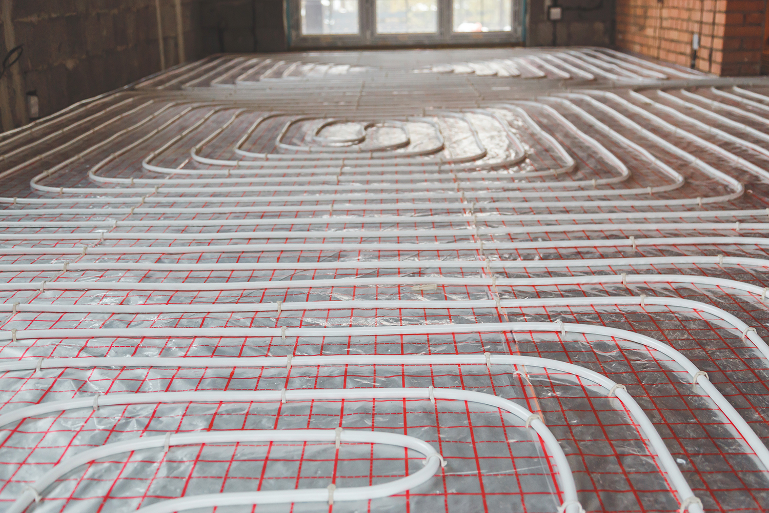 radiant heating installation san francisco